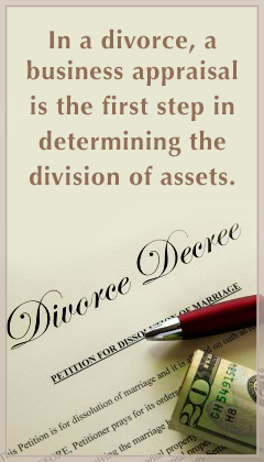 divorce decree | divorce appraisal